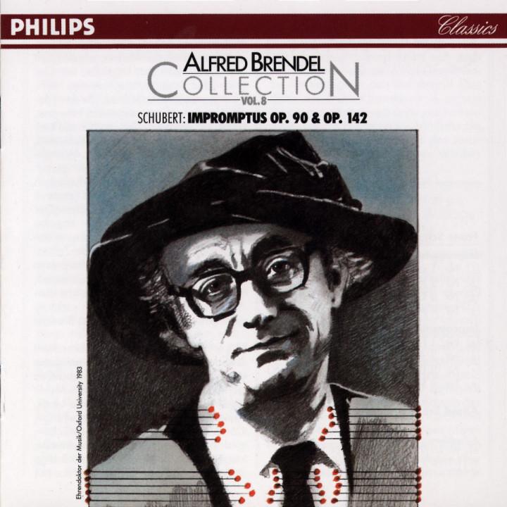 Schubert: Impromptus 0028942084021