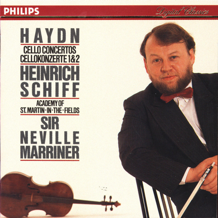 Haydn: Cello Concertos Nos. 1 & 2 0028942092321