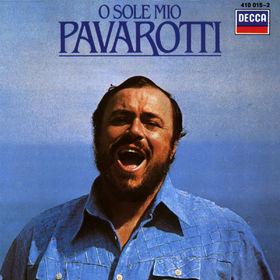 Luciano Pavarotti, Die schönsten Lieder Neapels, 00028941001542