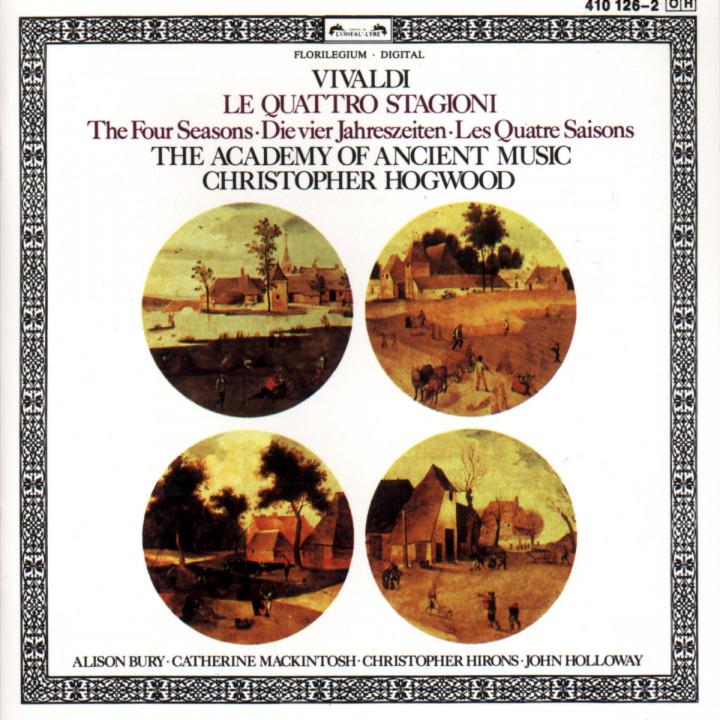 Vivaldi: The Four Seasons 0028941012623