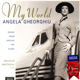 Angela Gheorghiu, My World - Meine Welt, 00028945836027