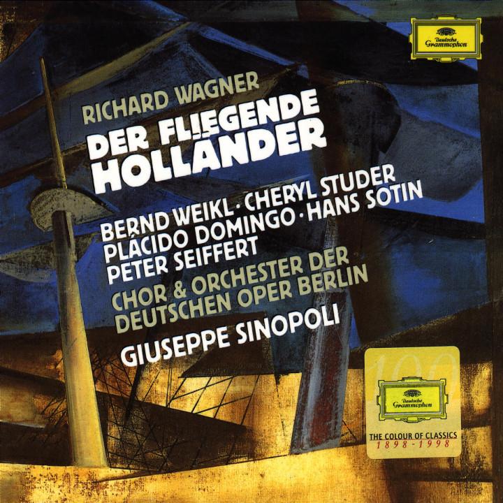 Wagner: Der fliegende Holländer 0028943777825