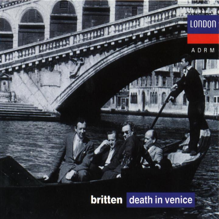 Britten: Death in Venice 0028942566929