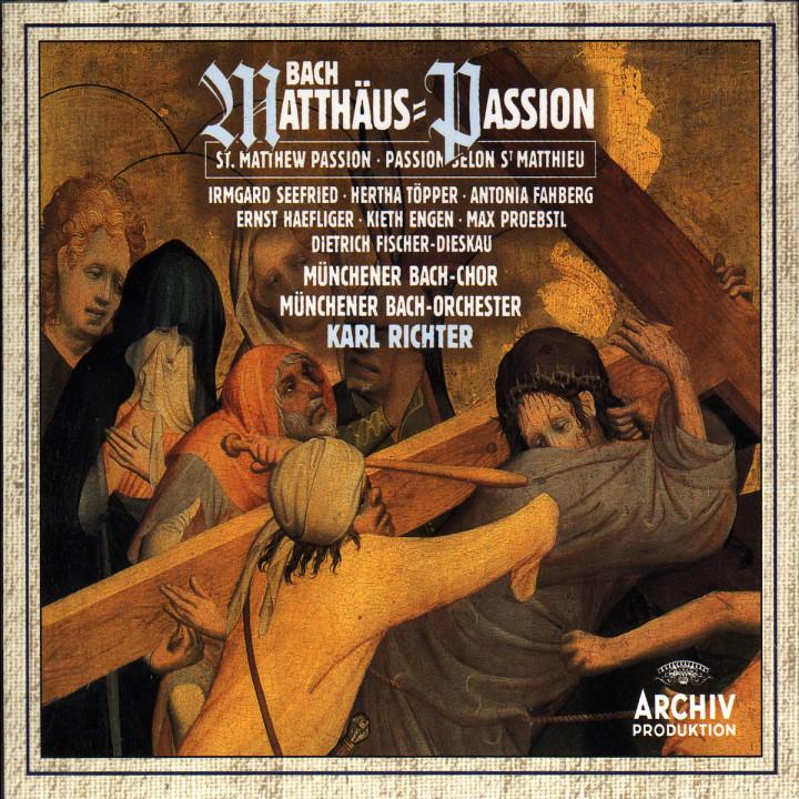 Matthäus-Passion 0028943933821