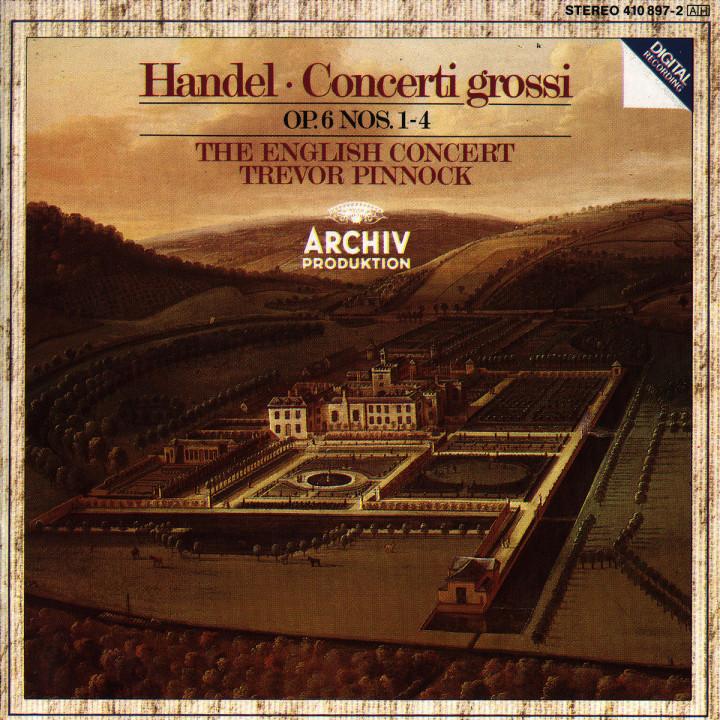 Concerti Grossi op. 6 Nr. 1-4 0028941089724