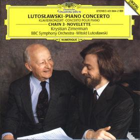 Witold Lutoslawski, Lutoslawski: Piano Concerto, 00028943166423