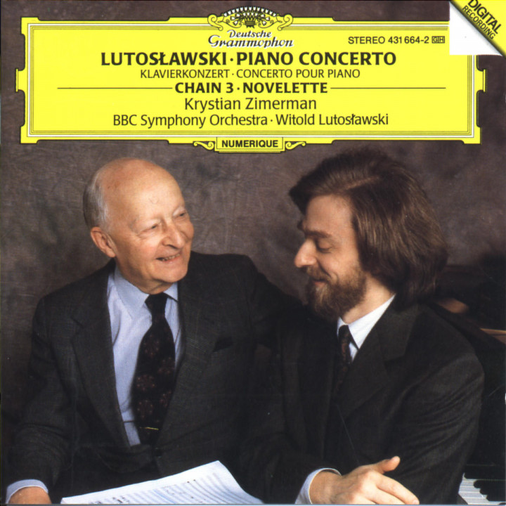 Lutoslawski: Piano Concerto 0028943166423