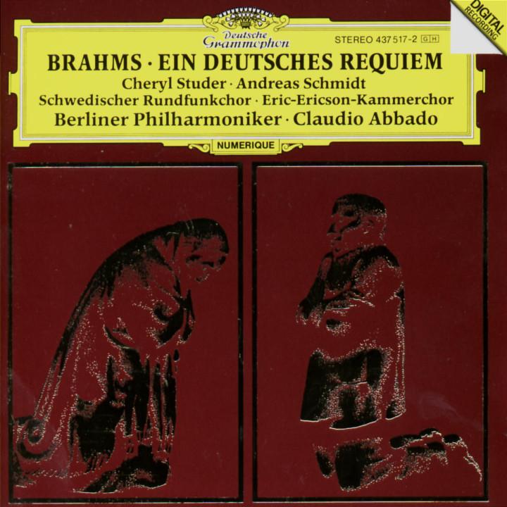 Brahms: Ein Deutsches Requiem Op.45 0028943751720