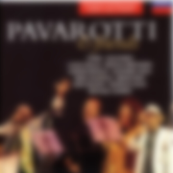 Pavarotti & Friends 0028944010022
