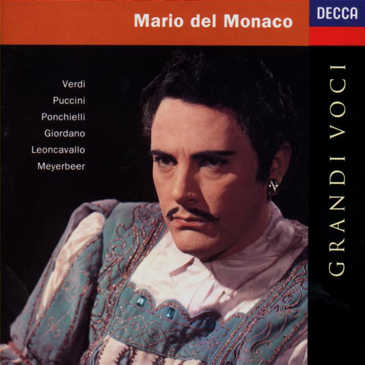 Mario del Monaco - L'Africaine / Tosca / Il Trovatore 0028944040722