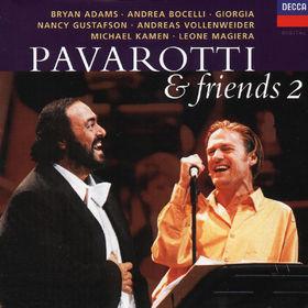 Antonín Dvorák, Pavarotti & Freunde (Vol. 2), 00028944446029