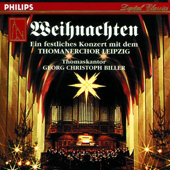 Weihnachten - Ein festliches Konzert mit dem Thomanerchor Leipzig 0028944634420