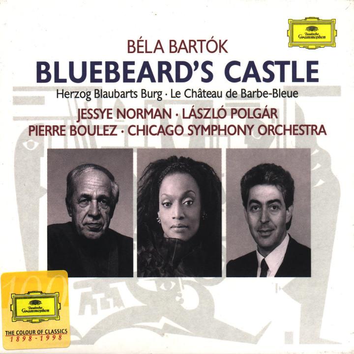 Bartók: Duke Bluebeard's Castle 0028944704020