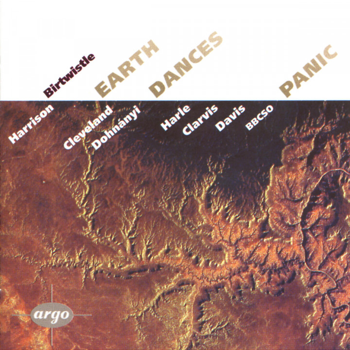 Earth Dances - Panic 0028945210429