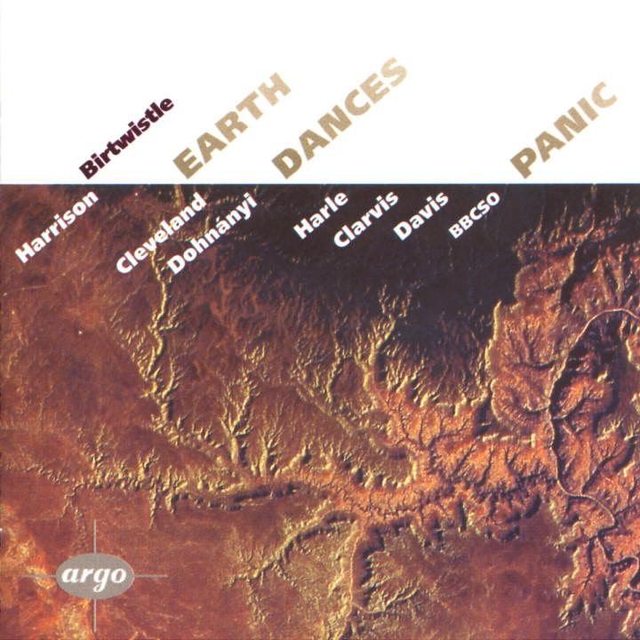 Earth Dances - Panic 0028945210429