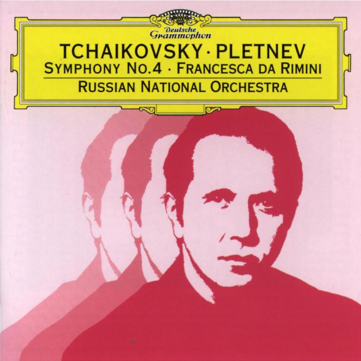 Sinfonie Nr. 4 f-moll; Francesca da Rimini 0028945344825