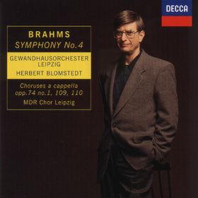 Brahms: Symphony No.4/Choruses a cappella, 00028945551029