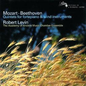 Wolfgang Amadeus Mozart, Klavierquintett Es-dur KV 452; Klavierquintett Es-dur op. 16; Hornsonate F-dur op. 17, 00028945599427