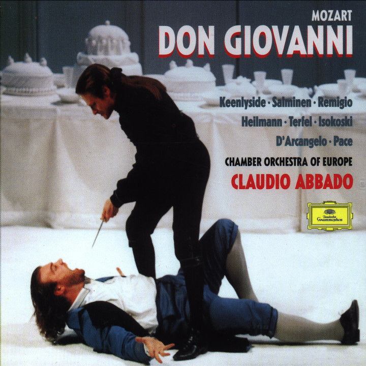 Mozart: Don Giovanni 0028945760120