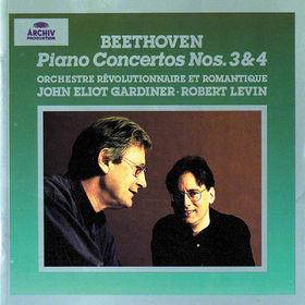 Ludwig van Beethoven, Klavierkonzerte Nr. 3 c-moll op. 37 & Nr. 4 G-dur op. 58, 00028945760827