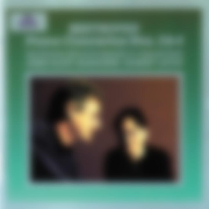 Klavierkonzerte Nr. 3 c-moll op. 37 & Nr. 4 G-dur op. 58 0028945760821