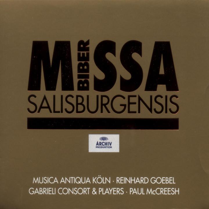 Biber: Missa Salisburgensis 0028945761121