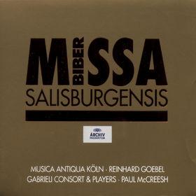 Musica Antiqua Köln, Missa Salisburgensis, 00028945761121