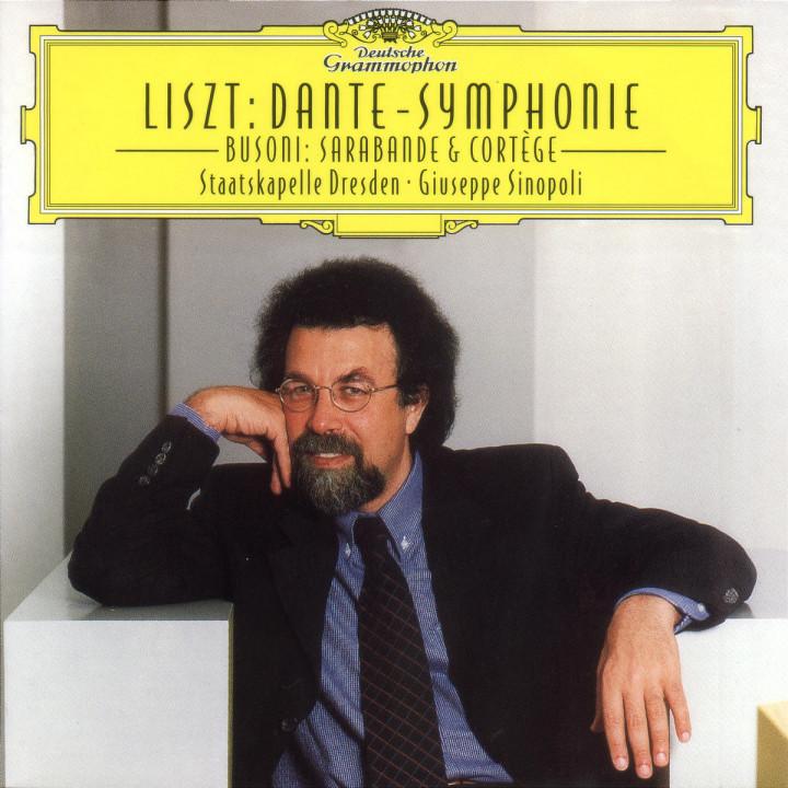 Liszt: Dante-Symphony; Busoni: Sarabande & Cortège 0028945761420