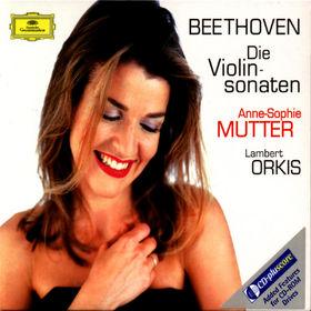 Anne-Sophie Mutter, Die Violinsonaten, 00028945761923