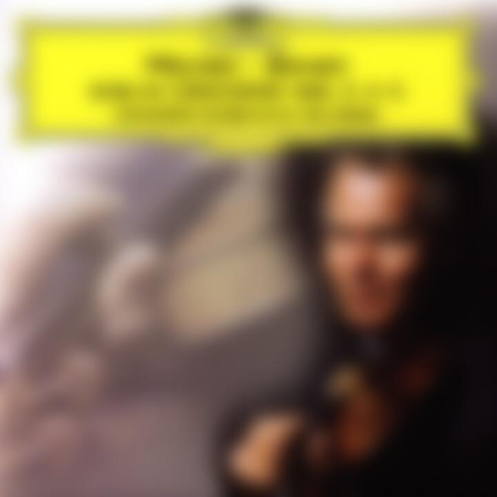 Mozart: Violin Concertos Nos.3-5 0028945764526