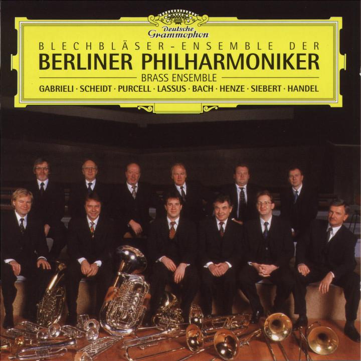 Blechbläser-Ensemble der Berliner Philharmoniker 0028945786421