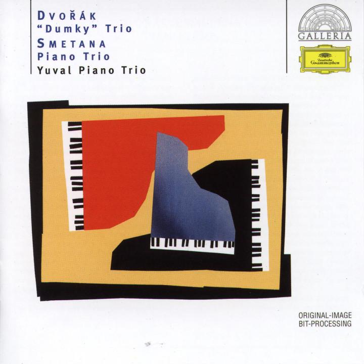 """Klaviertrio e-moll op. 90 """"Dumky""""; Klaviertrio g-moll op. 15 0028945789228"""