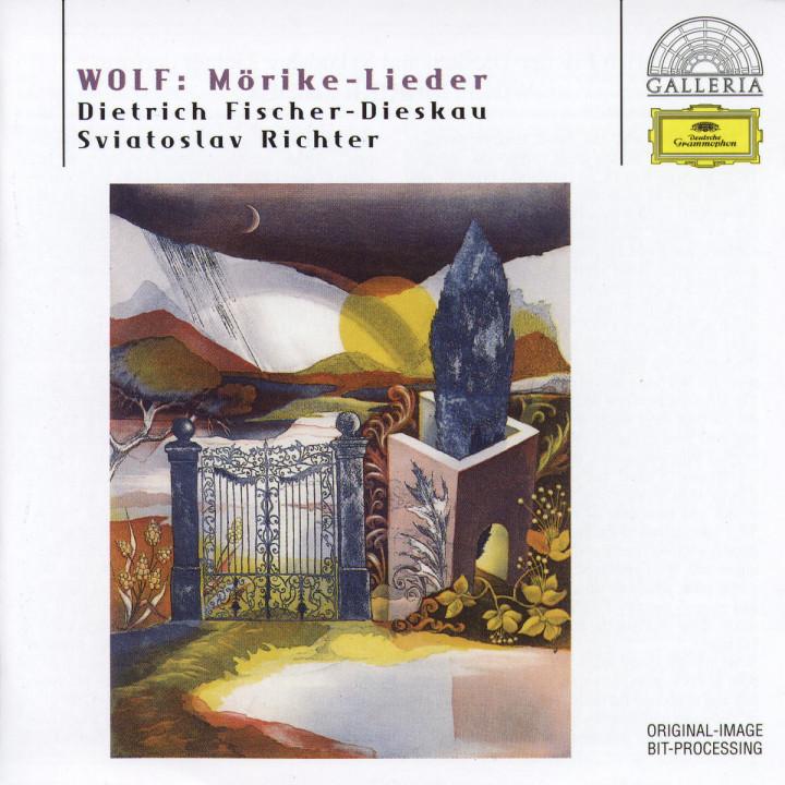 Wolf: Mörike-Lieder 0028945789826