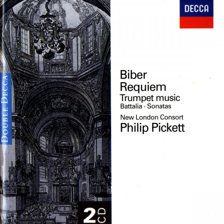 Requiem & Trompetenmusik 0028945808121