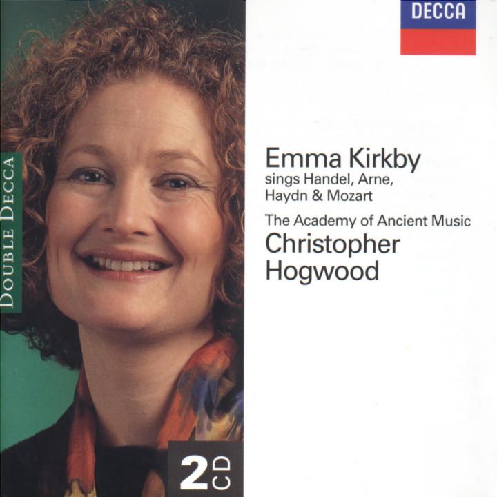 Emma Kirkby sings Handel, Arne, Haydn & Mozart 0028945808420