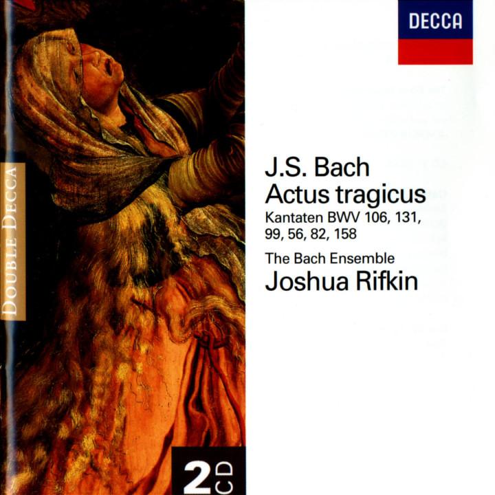 Bach, J.S.: Cantatas BWV 106, 131, 99, 56, 82 & 158 0028945808729