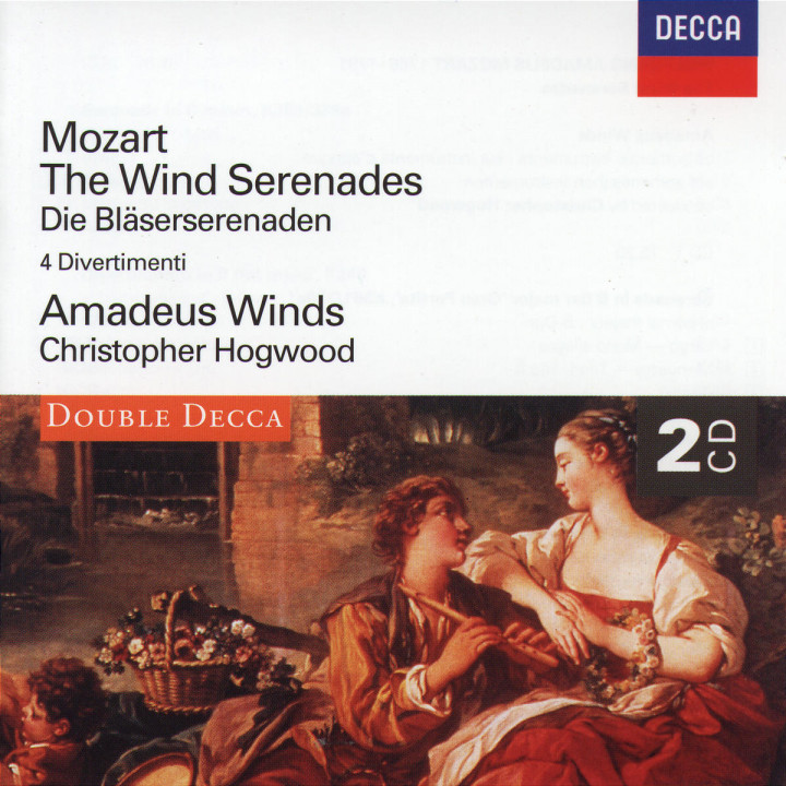 Mozart: The Wind Serenades 0028945809627