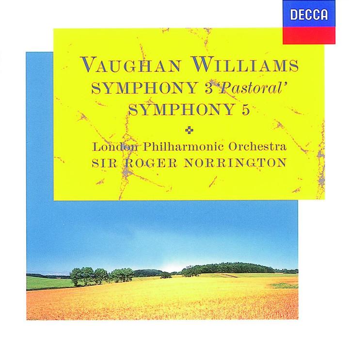 "Sinfonie Nr. 3 ""Pastoral Symphony""; Sinfonie Nr. 5 D-dur 0028945835725"