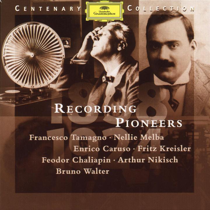 1898-1924; Recording Pioneers 0028945900021