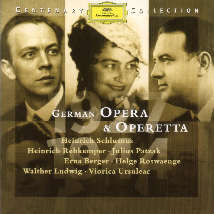 1927-1944; German Opera & Operetta 0028945900722