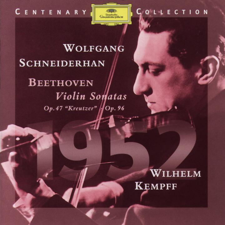 1952; Violinsonaten op. 47 & op. 96 0028945901424
