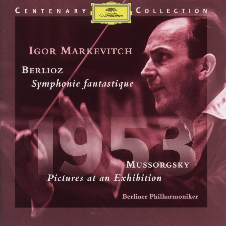 1953; Symphonie fantastique; Bilder einer Austellung 0028945901527