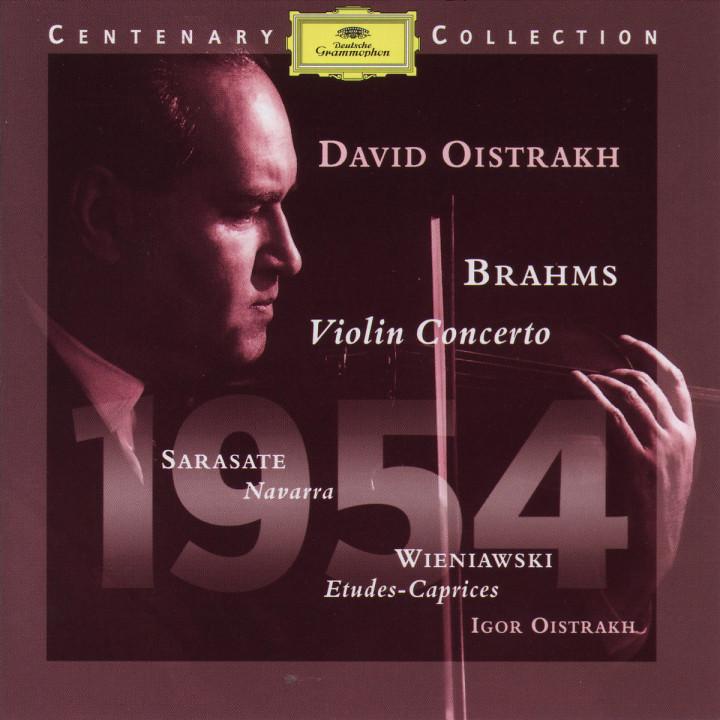 1954; Violinkonzert; Navarra 0028945901620
