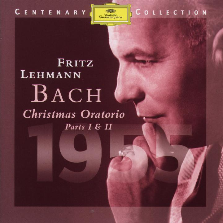 1955; Weihnachtsoratorium Teil I & II 0028945901723