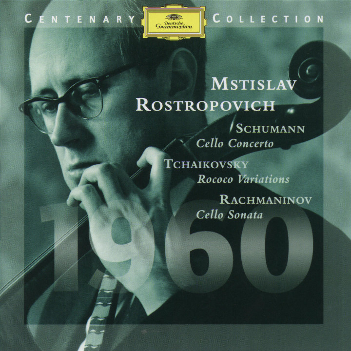 1960; Rokoko-Variationen; Violoncellokonzerte a-moll & g-moll 0028945902229