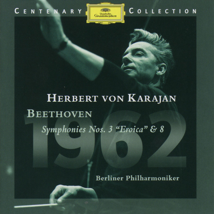"1962; Sinfonien Nr. 3 Es-dur ""Eroica"" & Nr. 8 F-dur 0028945902425"