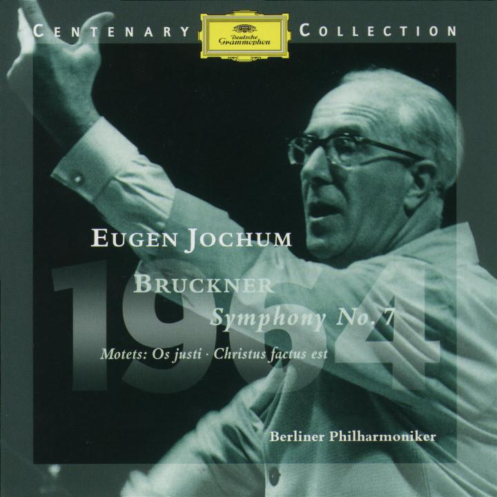 "1964; Sinfonie Nr. 7; Motetten ""Os justi"" & ""Christus factus est"" 0028945902621"