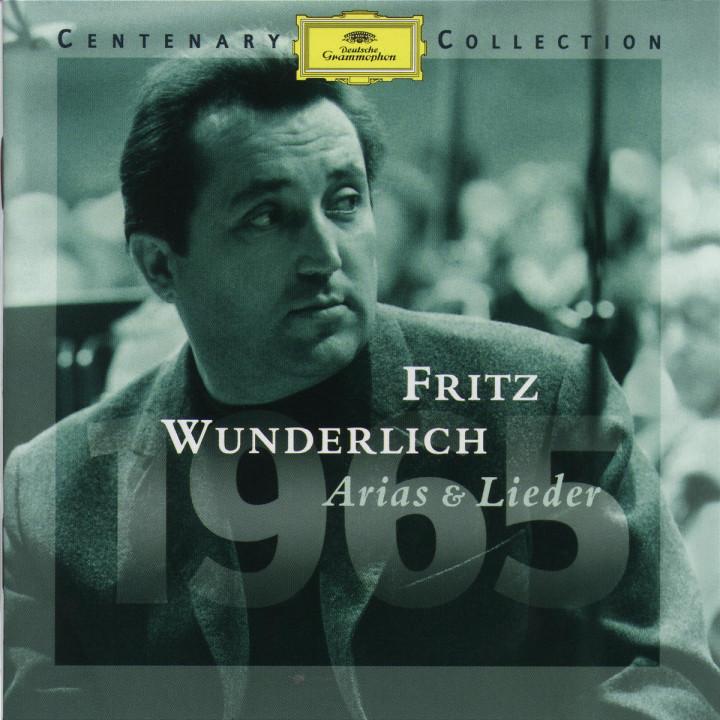 1965; Arien und Lieder 0028945902724