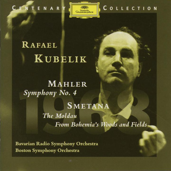 1968; Sinfonie Nr. 4; Die Moldau 0028945903024