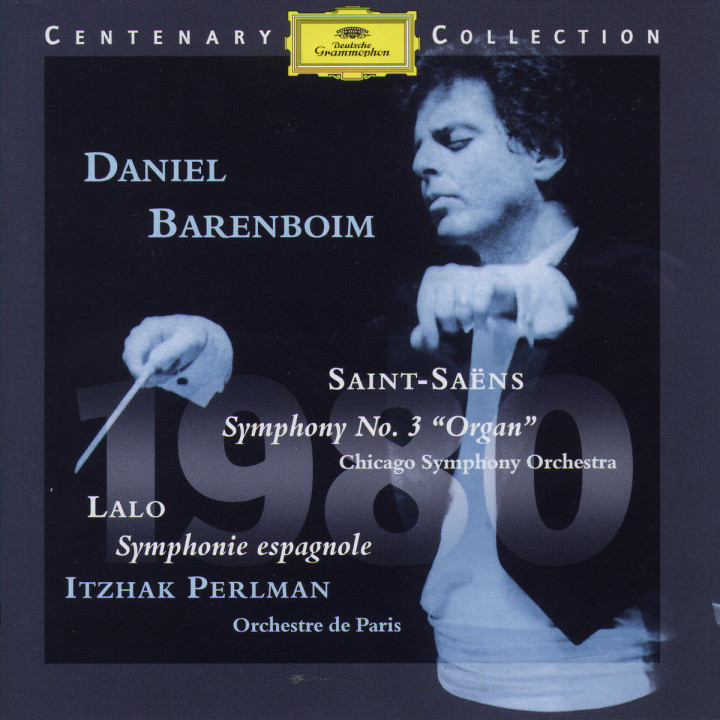 1980; Sinfonie Nr. 3 & Sinfonie Espagnole 0028945904427